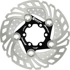 Reverse AirCon Brake Disc SL black